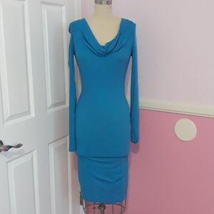 BCBG Ribbed Dress